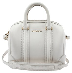 Givenchy Lucrezia Satchel in White