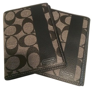 Coach Coach Passport Cover