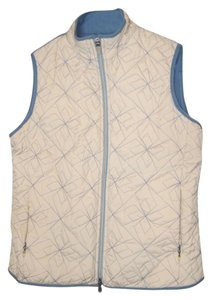 Aventura Clothing Embroidered Fleece Vest