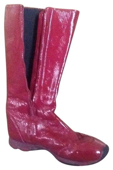 Preload https://item5.tradesy.com/images/diesel-red-boots-5577484-0-1.jpg?width=440&height=440