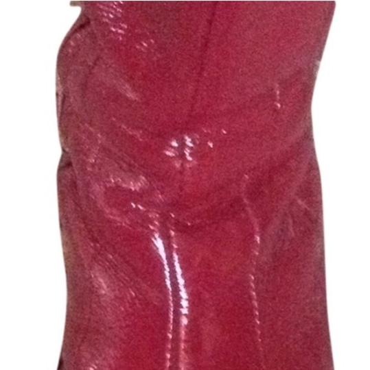 Diesel Red Boots