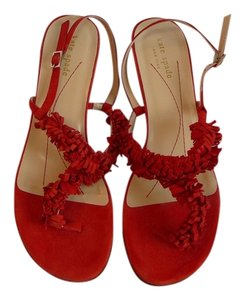 Kate Spade 9 Coach 9 Gucci 39 Manolo 39 Chanel 39 Red Sandals