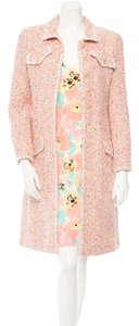 Chanel Chanel Confetti Coat w Silk Dress Size 42