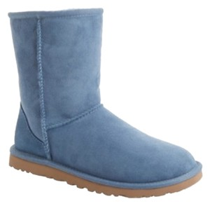 UGG Australia Pale Blue Dolphin blue Boots