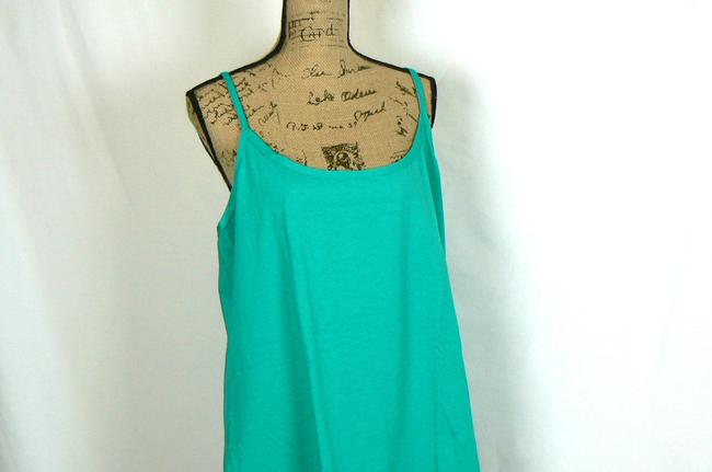 Jessica London Plus-size New Free Shipping Top Teal