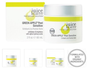 Juice Beauty The Organic Solution Geen Apple Peel Sensitive