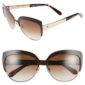 Kate Spade Kate Spade Women's Sunglasses Metal Brown