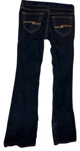 Arizona Jean Company 30x30 Favorites Flare Leg Jeans-Dark Rinse