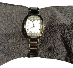 Klaus Kobec Charisma Diamond & Stainless Steel Wristwatch by Klaus-Kobec (Model #KKL1928D)
