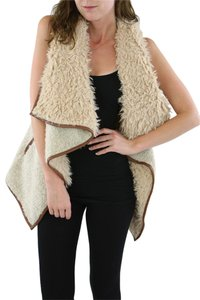 Faux Fur Boho Fall Vest