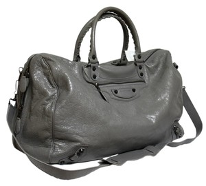 Balenciaga Gris Travel Bag
