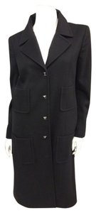 Chanel Cashmere Luxury Rare Couture Pea Coat