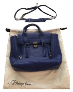 3.1 Phillip Lim Satchel in Royal Blue