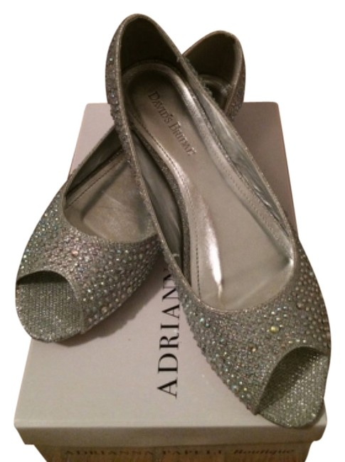 Item - Silver Formal Shoes Size US 10 Regular (M, B)