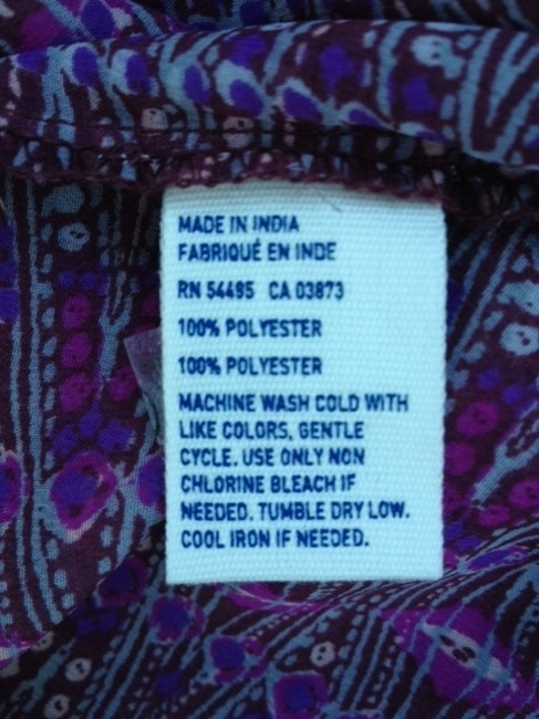 American Eagle Outfitters Top purples