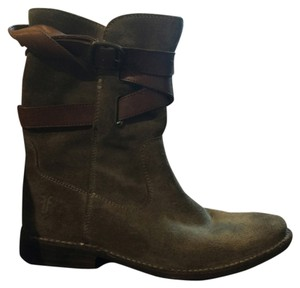Frye Olive Boots