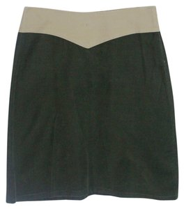 Anthropologie Skirt Loden Green