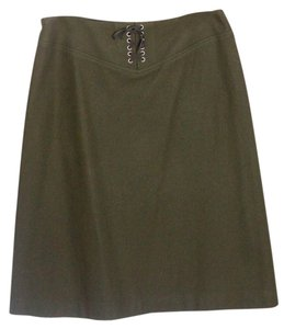 J.Crew Skirt Loden Green