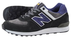 New Balance MADE IN ENGLAND Grey/black/blue Athletic