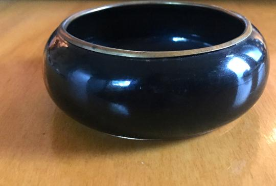 Other Beautiful black and brass bangle