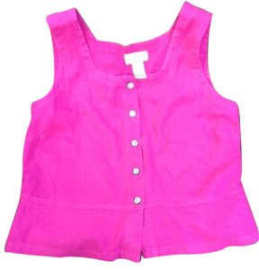 Other Freeport Studio Top hot pink