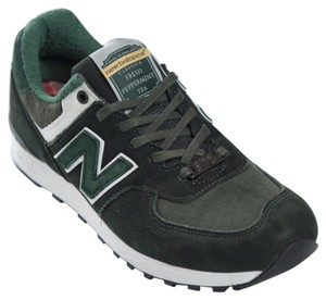 New Balance MADE IN ENGLAND Green Athletic