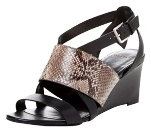 Cole Haan Black Wedges