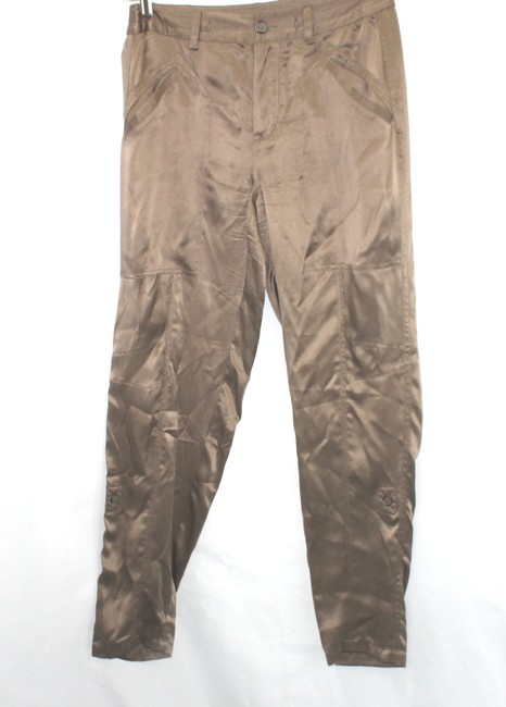 Joie Satin Silk Pants