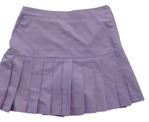 Izod Golf Mini Mini Skirt Lavender