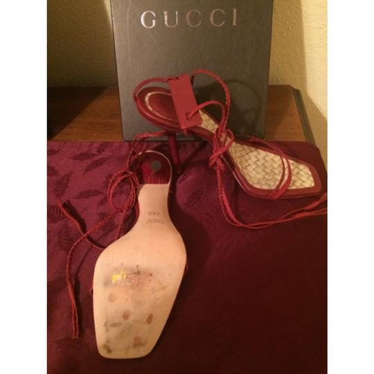 Gucci Red Formal