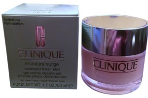 Clinique NEW IN RETAIL BOX - CLINIQUE - MOISTURE SURGE - EXTENDED THIRST RELIEF - 1.7 OZ - FULL SIZE
