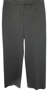 Escada Stretchy Dress Straight Pants BLACK