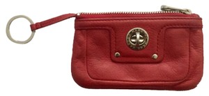 Marc Jacobs Red Leather Wallet