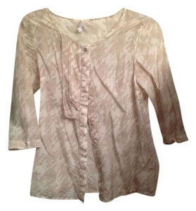 Gap Top Beige/Taupe
