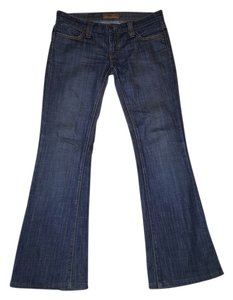 Frankie B Flare Leg Jeans-Medium Wash