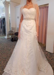 Jasmine Bridal 350141sf Wedding Dress