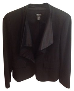 DKNY Formal Top Black