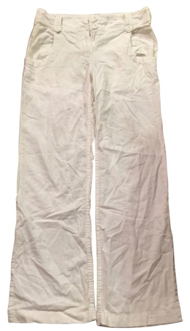 H&M Comfortable Cargo Pants White