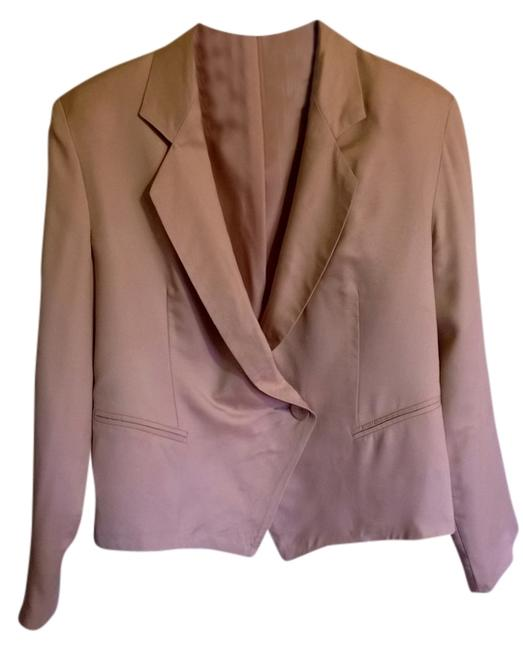 Preload https://img-static.tradesy.com/item/559403/amanda-uprichard-pinky-tan-blazer-size-8-m-0-0-650-650.jpg