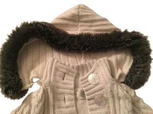 Guess Detachable Hood Sweater