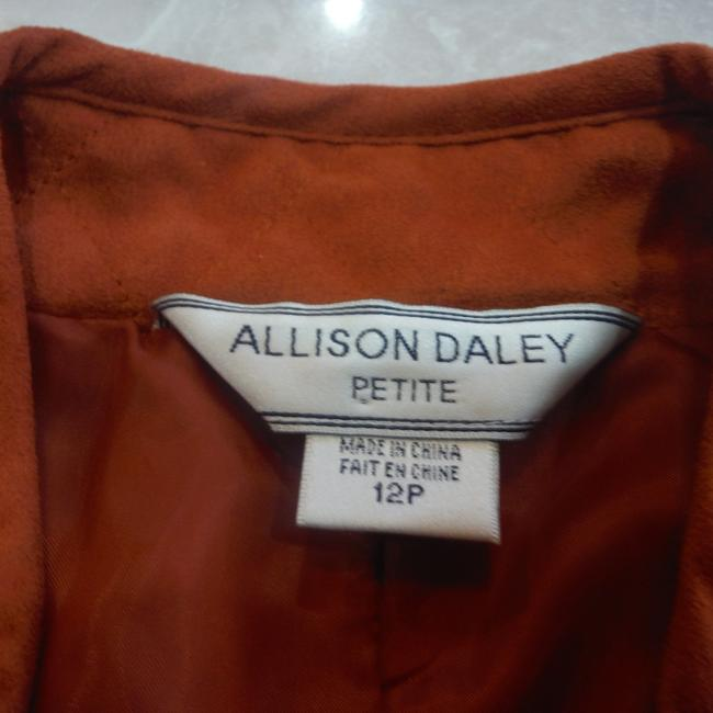 Allison Daley Petite Quilted Zip Vest