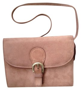 Private Label by G Light brown Messenger Bag