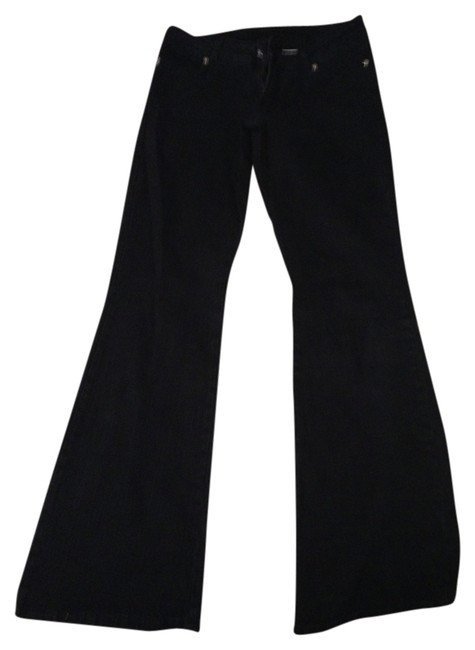Manager Flare Pants Black