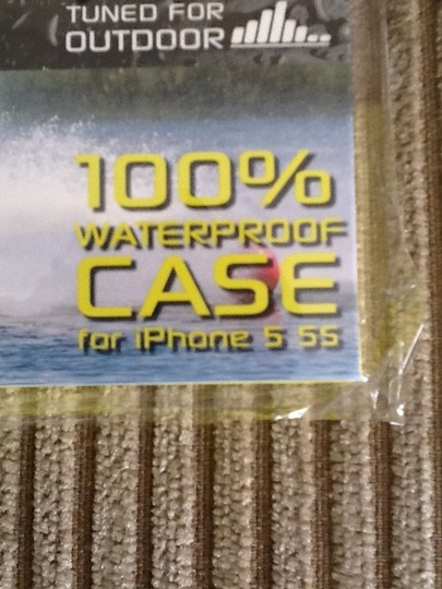Armor X ARMOR-X Armor Case 100% Waterproof for IPhone 5/5s