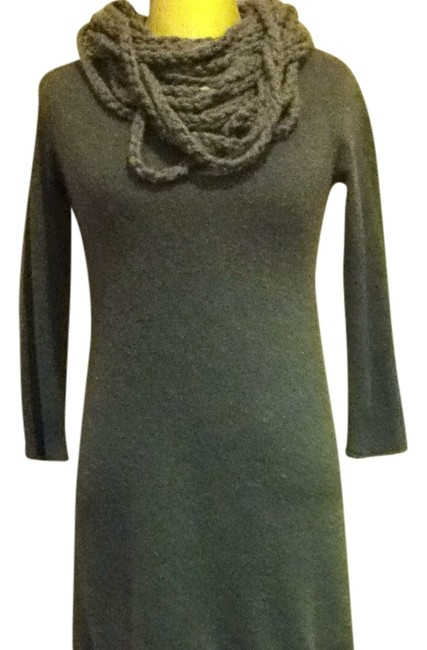 Preload https://img-static.tradesy.com/item/559926/juicy-couture-charcoal-grey-sweater-above-knee-workoffice-dress-size-4-s-0-1-650-650.jpg
