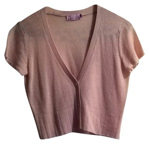 Calypso 3 Botton Cashmere Sweater. Light And Soft Great For A Summer/vacation Sweater. Sweater