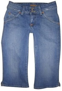 Hudson Capri/Cropped Denim