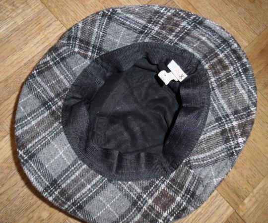 Roxy Boho Plaid Bucket Hat