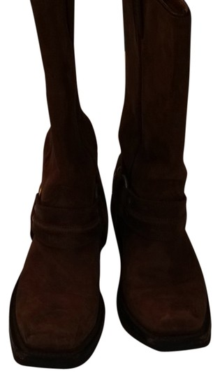 Jacadi Brown Boots