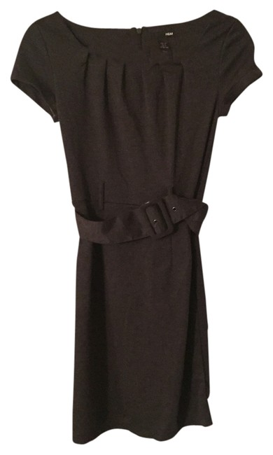 Preload https://item5.tradesy.com/images/h-and-m-gray-professional-belted-knee-length-workoffice-dress-size-4-s-5602819-0-0.jpg?width=400&height=650
